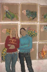 Décoration intérieure Laura et Pauline