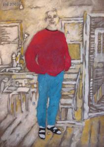 Eté 2003 Jean-Claude