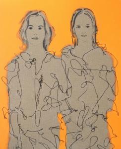 Figure libre Inès et Lisa