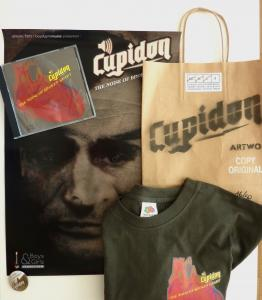 Cupidon produits dérivés
